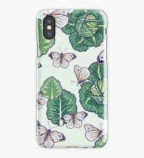 butterflies in the garden iPhone Case