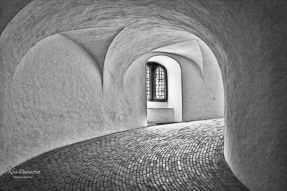 Copenhagen - The Round Tower by © Kira Bodensted