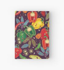 Hot & spicy! Hardcover Journal