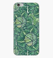 dreaming cabbages iPhone Case
