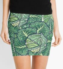 dreaming cabbages Mini Skirt