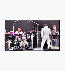 On Stage Photographic Print