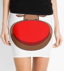 Rudolph Mini Skirt