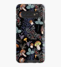 Funda/vinilo para Samsung Galaxy setas del bosque salvaje oscuro
