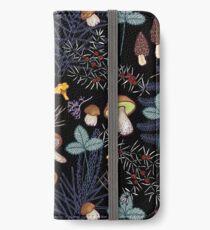Vinilo o funda para iPhone setas del bosque salvaje oscuro