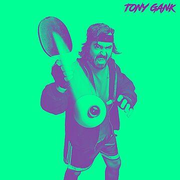 "Impractical Jokers Brian ""Q"" Tony Gank by sg357"