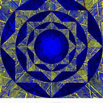 Blue Quantum by JDNarts