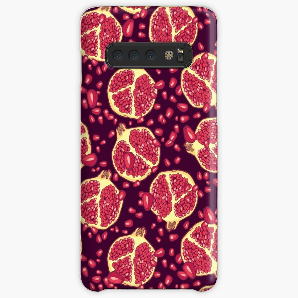 pomegranate pattern Case & Skin for Samsung Galaxy