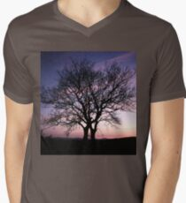 Two Trees embracing Men's V-Neck T-Shirt