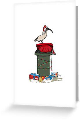 Weihnachten Bin Huhn von Straya Stickers