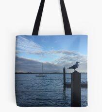 Southport Seaway Tote Bag