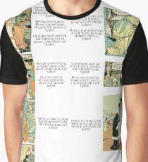 My Mother by Ann Taylor 3 Graphic T-Shirt