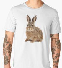 Cute Baby Rabbit | Animals Men's Premium T-Shirt
