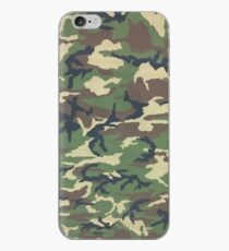 Camouflage  iPhone Case