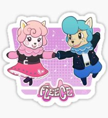 Fleece! Sticker