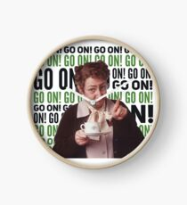 Mrs Doyle Clock