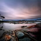 Bay of Fires by Angelika  Vogel