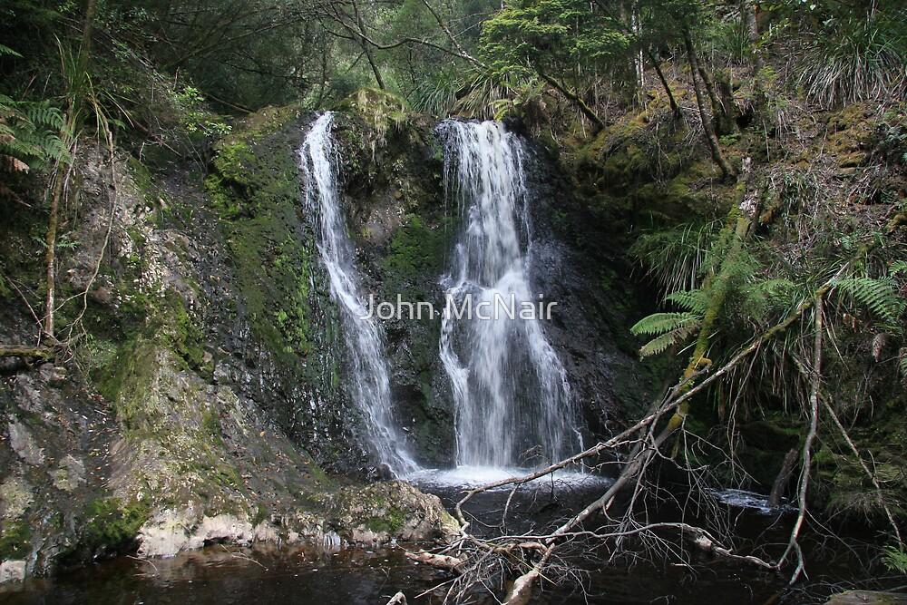 Hogarth Falls by John McNair