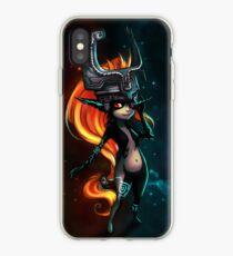 Vinilo o funda para iPhone Midna - Twilight Princess