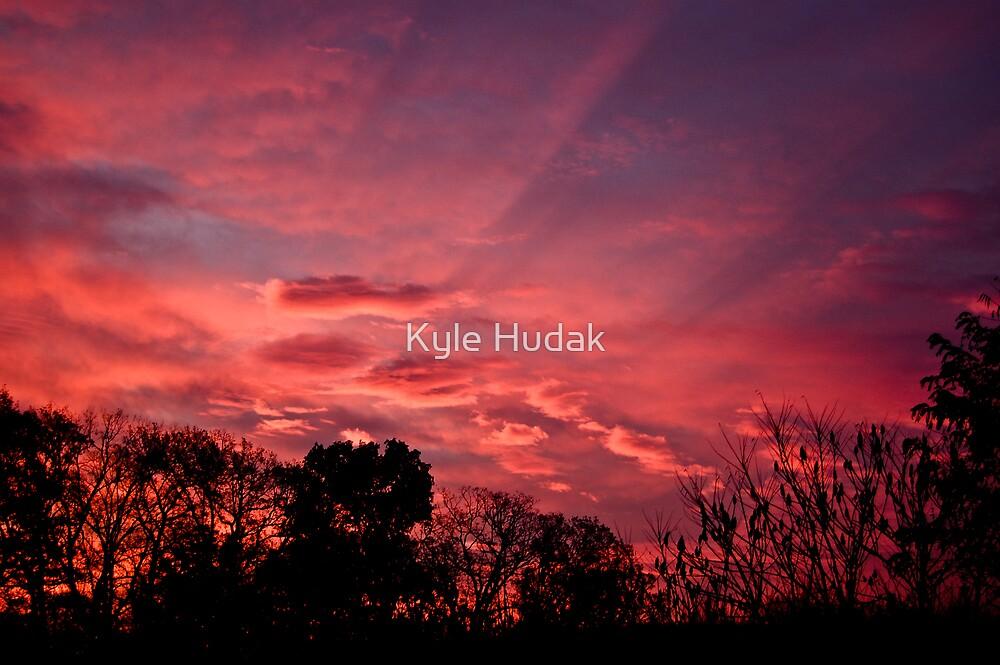Early Rays by Kyle Hudak