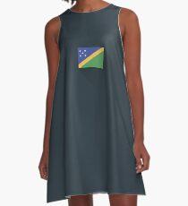 Solomon Islands A-Line Dress