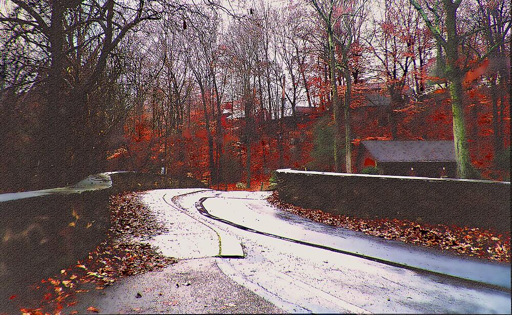 Stone Bridge by Judi Taylor