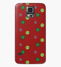 Red Yellow Green - NF HIPHOP Case/Skin for Samsung Galaxy