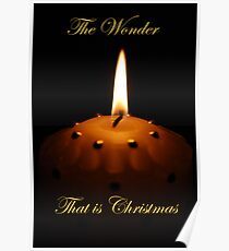 The Wonder That is Christmas Poster