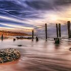 Port Willunga Seascape by Shannon Rogers
