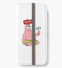 Patrick the STAR iPhone Wallet/Case/Skin