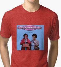 www.ladysproblems.com IT Crowd  Tri-blend T-Shirt