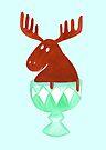 Chocolate Moose by makemerriness