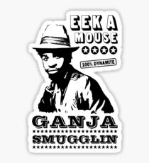 The Ganja Smugglin Sticker