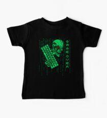 Game Over Code Monster Hacker Gamer Coder Kids Clothes