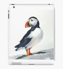 Papageientaucher 6 iPad-Hülle & Klebefolie
