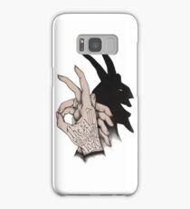 The Smiths - What Difference Does it Make Shadow Puppet Samsung Galaxy Case/Skin