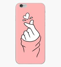 Vinilo o funda para iPhone Lindo corazon ~