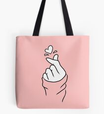 Nettes Herz ~ Tote Bag