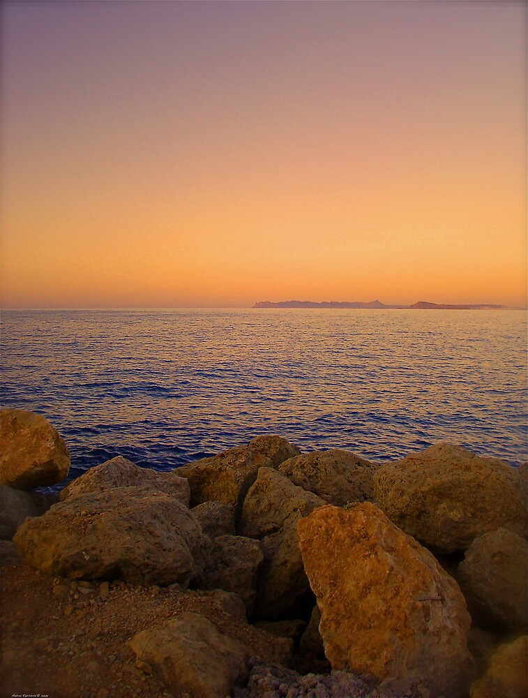 Distant lands by Andrea Rapisarda