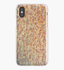 Corten steel iPhone Case