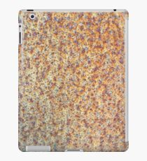 Corten steel iPad Case/Skin