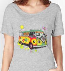 Love bus Women's Relaxed Fit T-Shirt