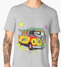 Love bus Men's Premium T-Shirt