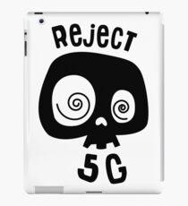 REJECT 5G IPad Case Skin