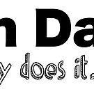 John Dalton - gently does it . . .  by John Dalton
