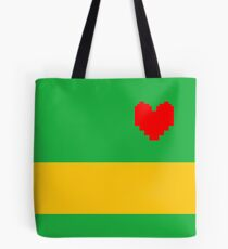 Chara (undertale) Tote Bag