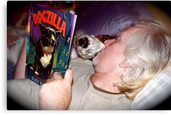 Dogzilla by Julie Marks