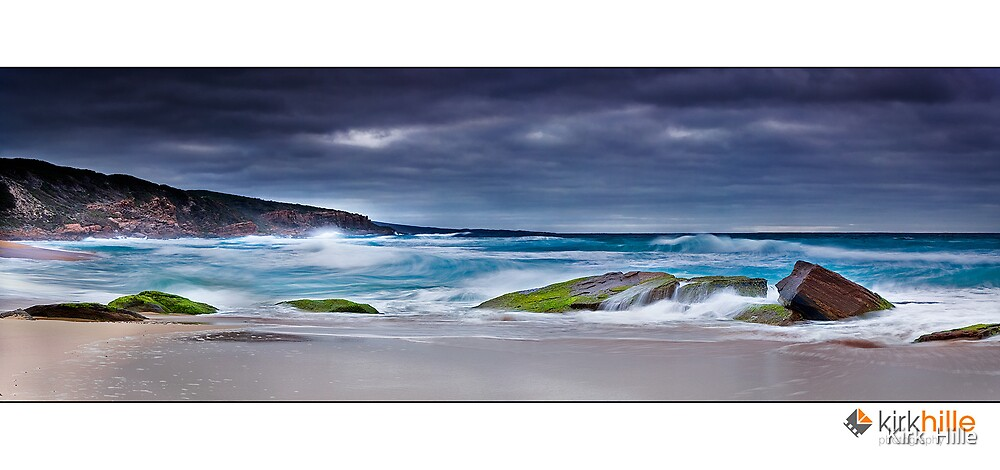 South West Coast Line II by Kirk  Hille