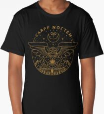Carpe Noctem Long T-Shirt