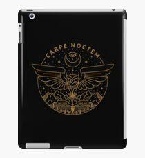 Carpe Noctem iPad Case/Skin